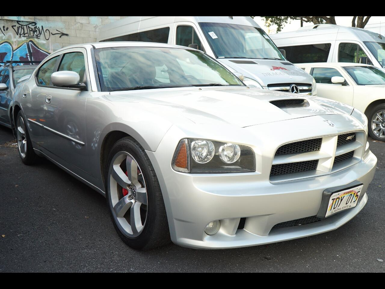 2007 Dodge Charger 4dr Sdn 5-Spd Auto SRT8 RWD