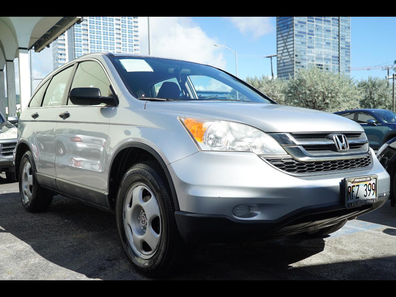 2010 Honda CR-V 2WD 5dr LX