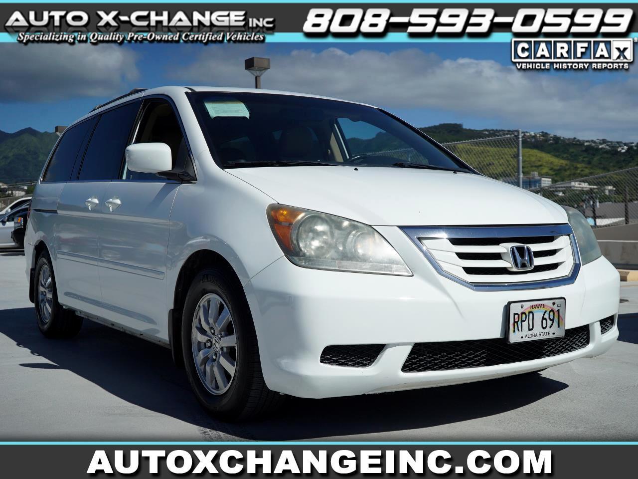 Honda Odyssey 5dr EX-L w/RES 2008