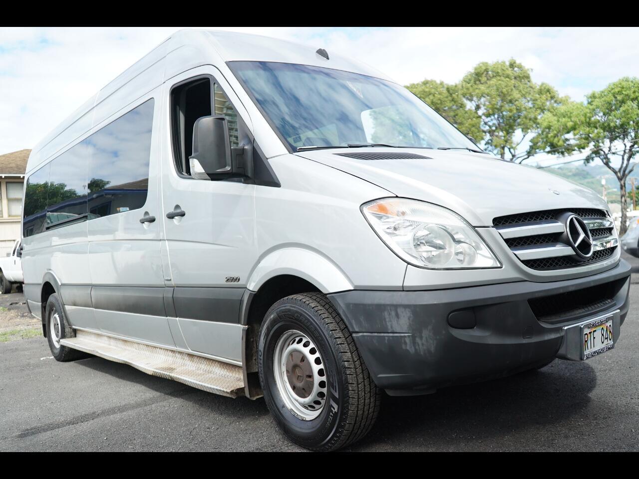 2012 Mercedes-Benz Sprinter Passenger Vans 2500 170