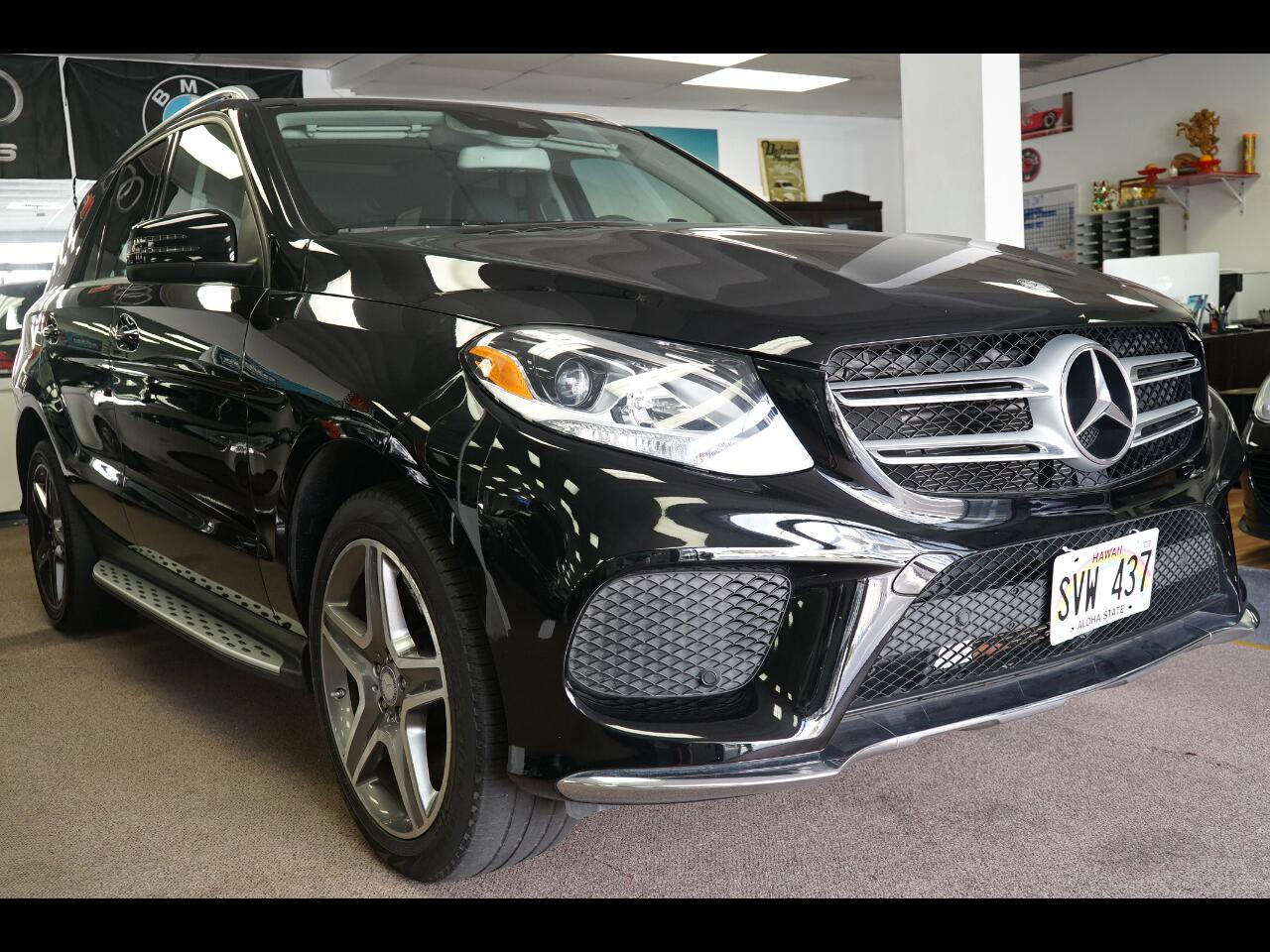 2016 Mercedes-Benz GLE RWD 4dr GLE 350