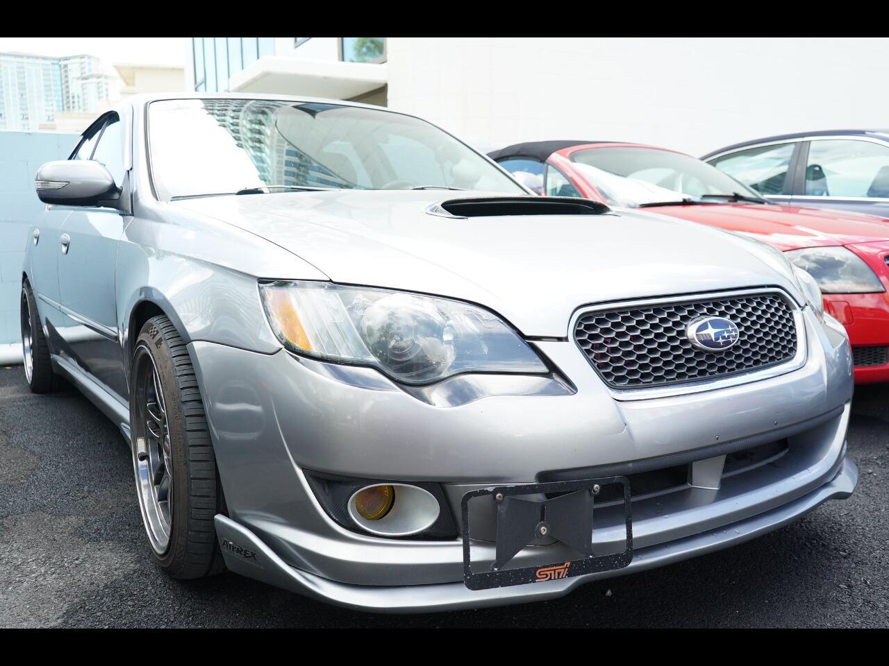 2008 Subaru Legacy (Natl) 4dr H4 Man GT Ltd