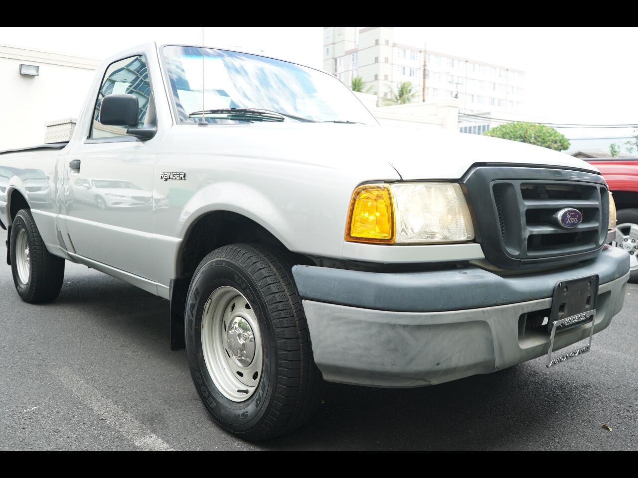 2004 Ford Ranger Reg Cab 3.0L Edge
