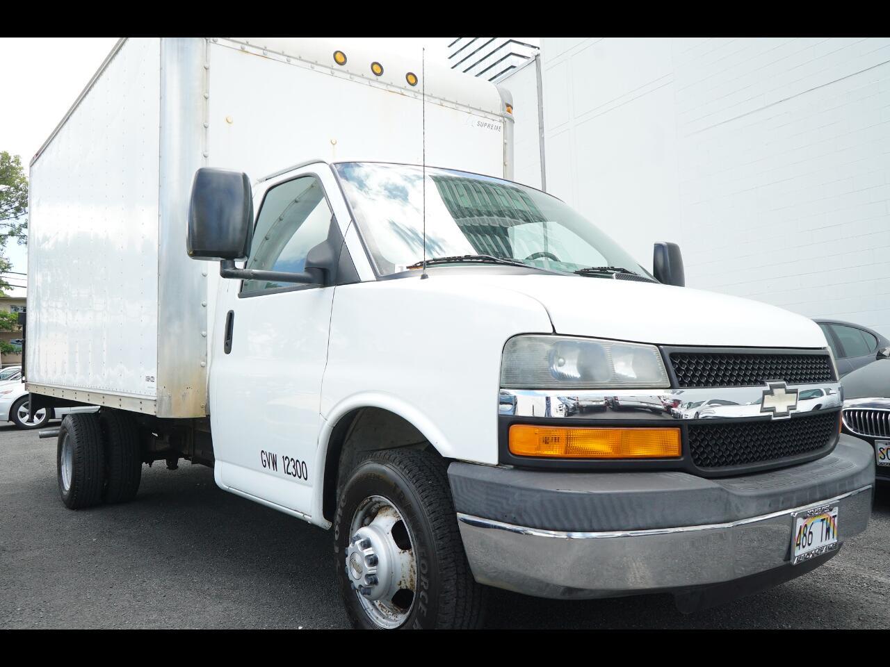"2007 Chevrolet Express Commercial Cutaway 159"" WB C7L DRW"