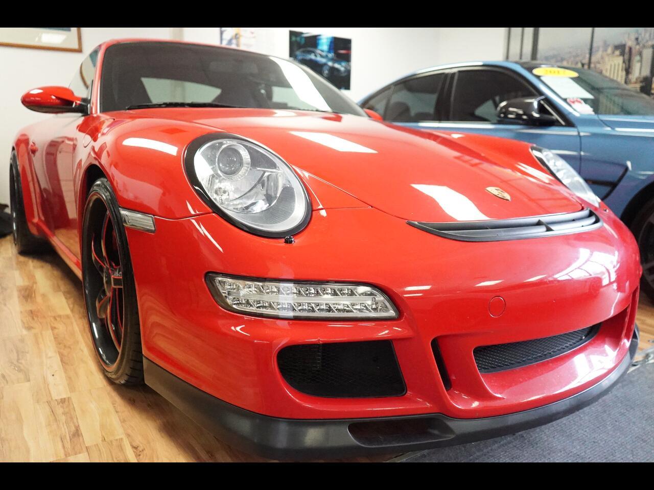 2006 Porsche 911 2dr Cpe Carrera S