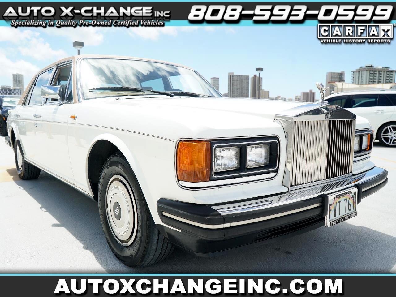 Rolls-Royce Silver Spur  1988