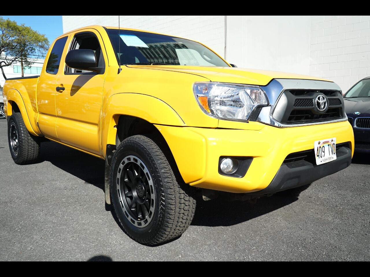 2014 Toyota Tacoma 2WD Access Cab V6 AT PreRunner (Natl)