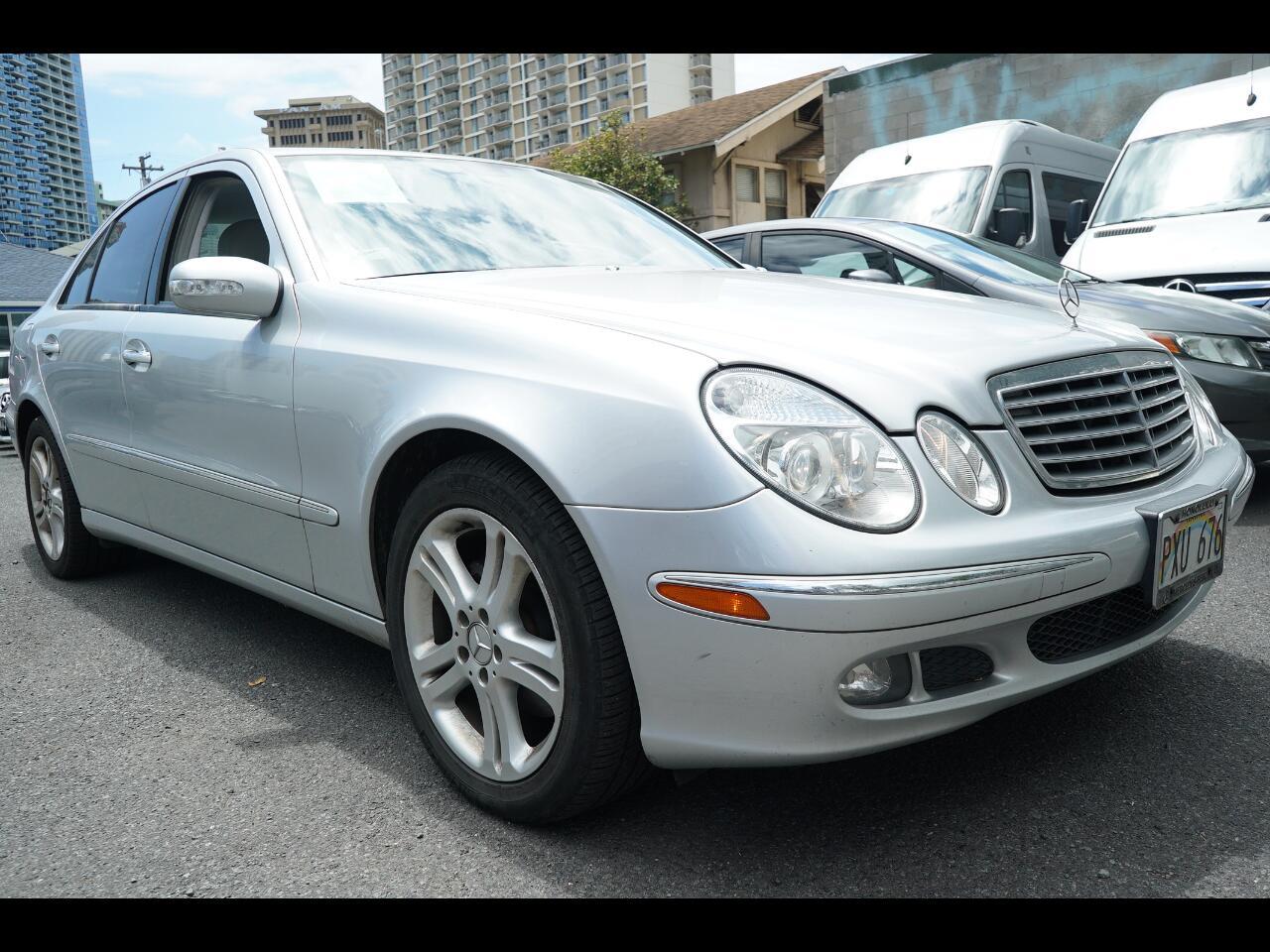 2006 Mercedes-Benz E-Class 4dr Sdn 3.5L