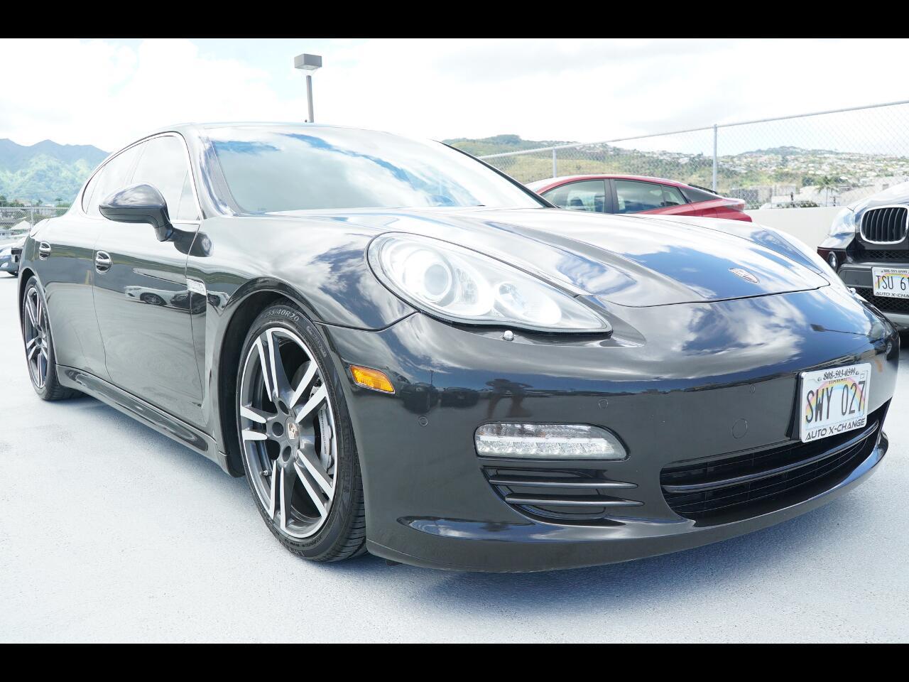 2012 Porsche Panamera 4dr HB 4S