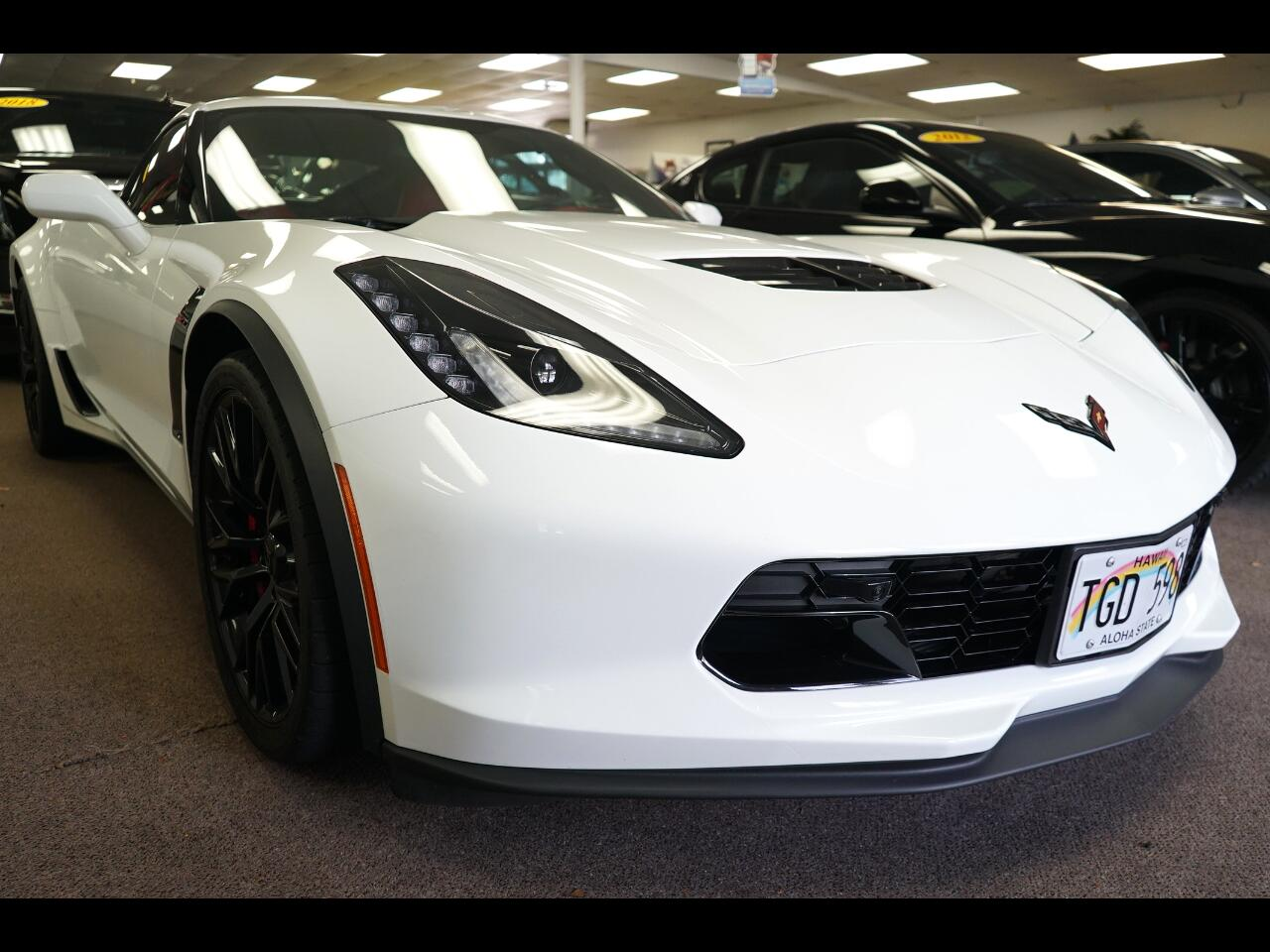 2016 Chevrolet Corvette 2dr Z06 Cpe w/2LZ