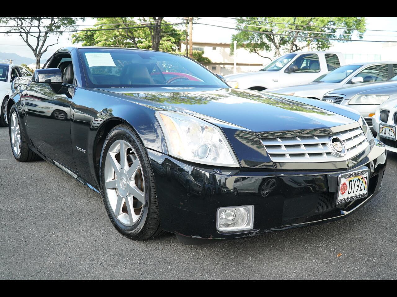 2007 Cadillac XLR 2dr Convertible