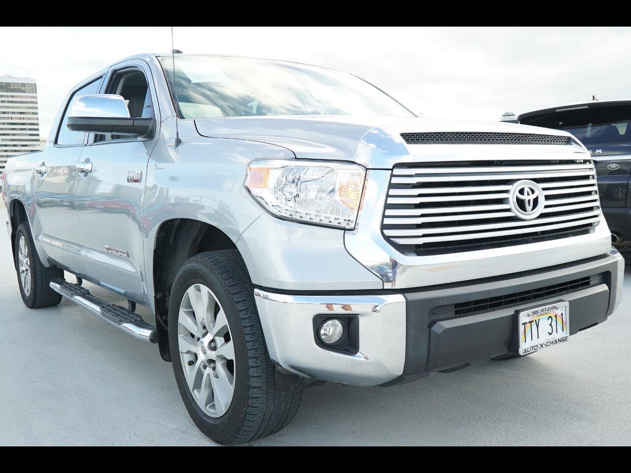 2014 Toyota Tundra 2WD Truck CrewMax 5.7L V8 6-Spd AT LTD (Natl)