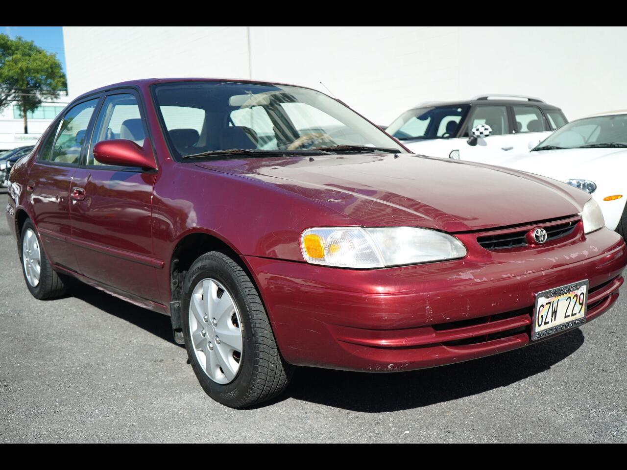 1999 Toyota Corolla 4dr Sdn VE Auto