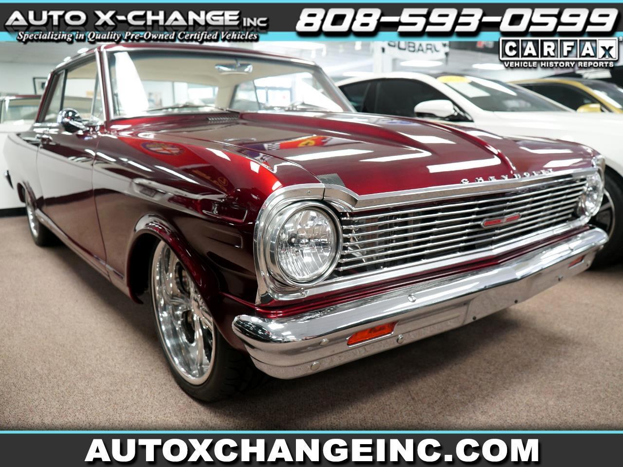 Chevrolet Nova SS 1965