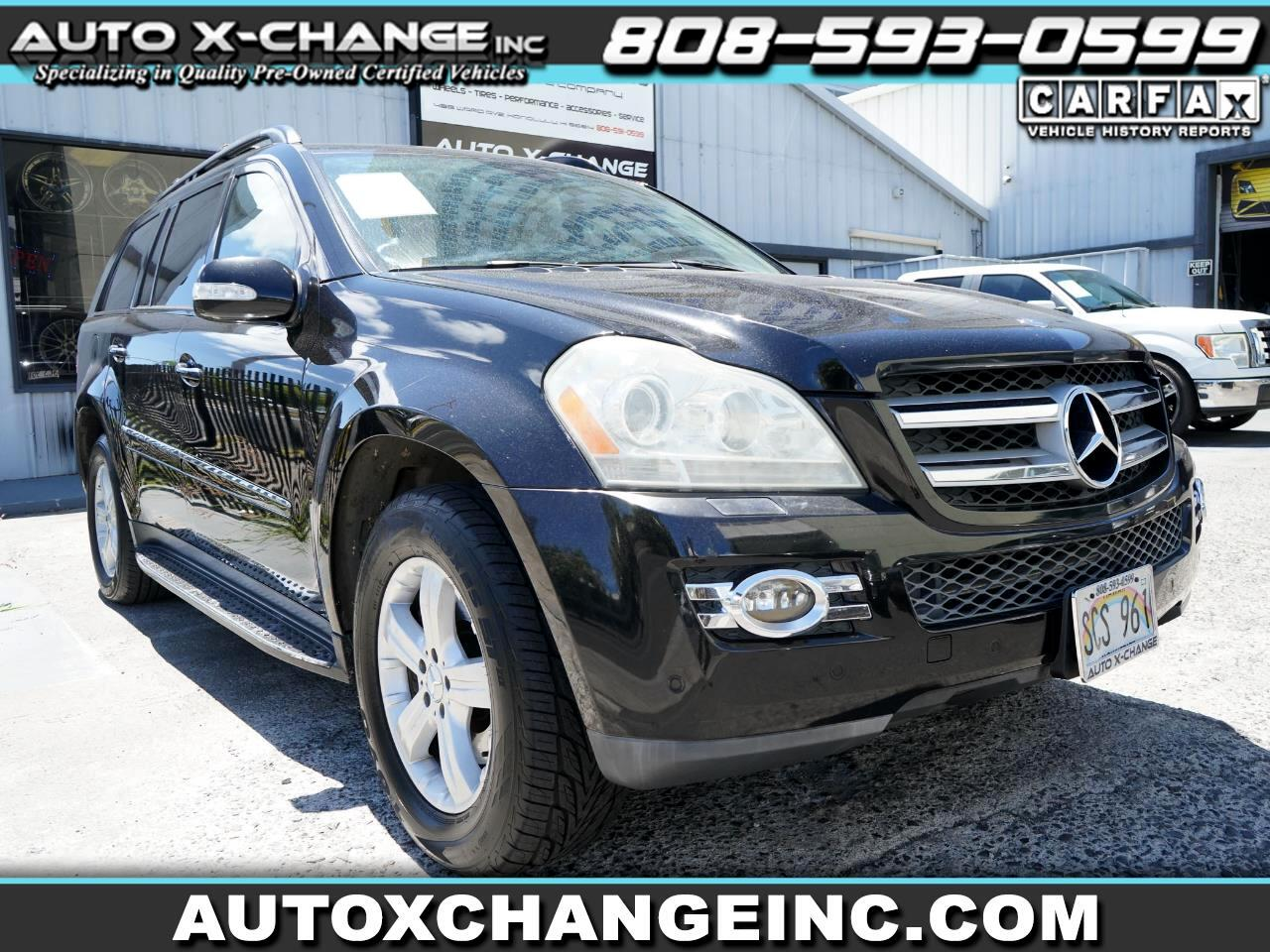 Used 2007 Mercedes Benz Gl Class 4matic 4dr 47l For Sale In