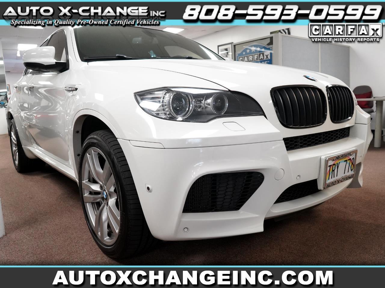 BMW X6 M AWD 4dr 2012