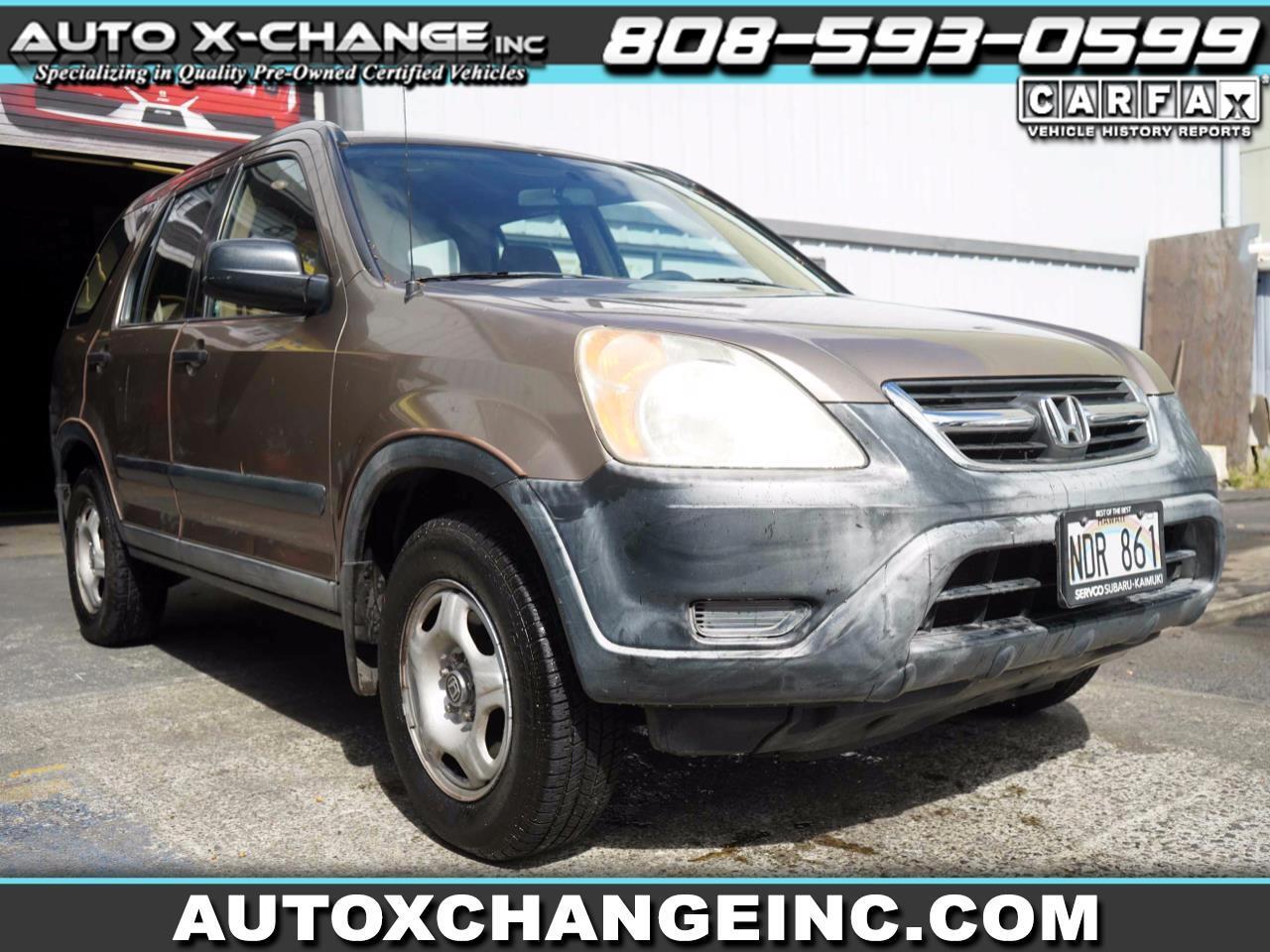 Honda CR-V 2WD LX Auto 2003