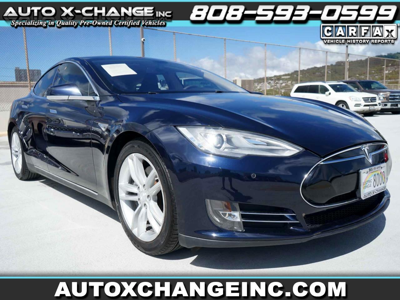Tesla Model S 4dr Sdn 60 kWh Battery 2014