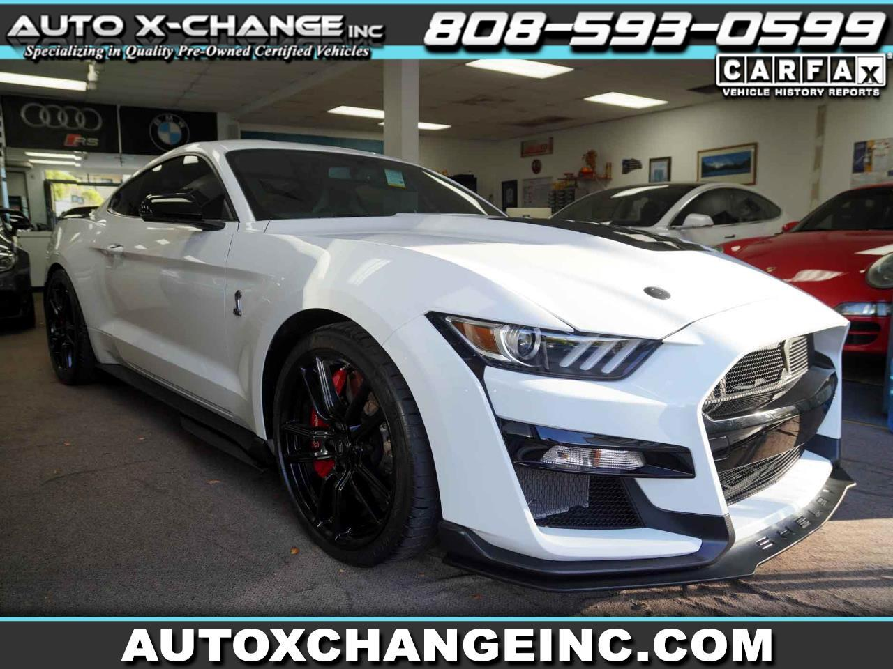Ford Mustang Shelby GT500 Fastback 2020