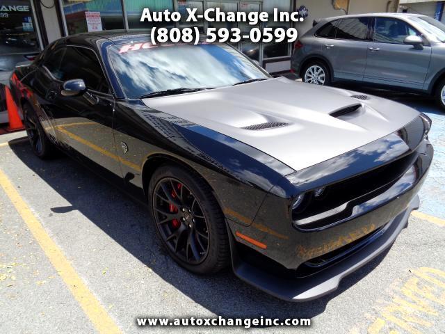 2015 Dodge Challenger SRT8 HELLCAT