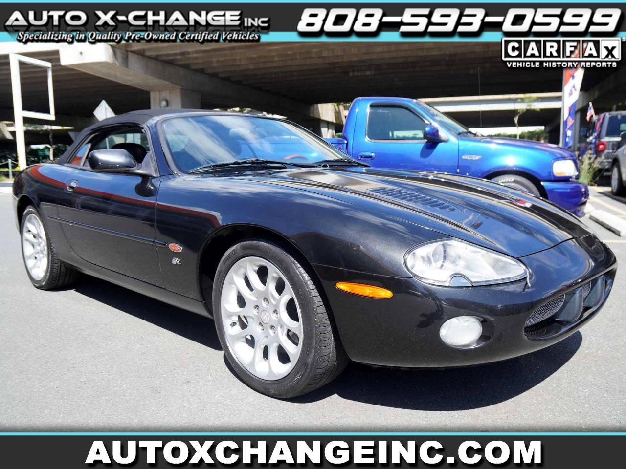 Jaguar XK-Series XK Convertible 2001
