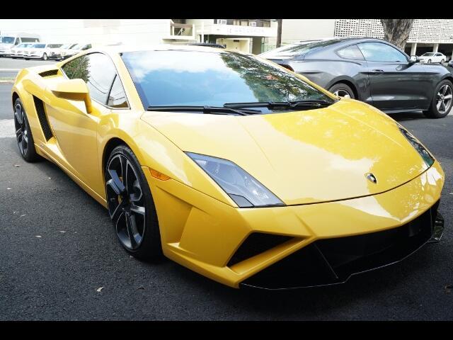 2014 Lamborghini Gallardo LP560-4 Coupe
