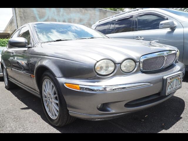 2007 Jaguar X-Type 3.0 Sedan