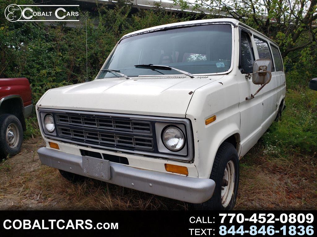 Ford E150 Base 1977