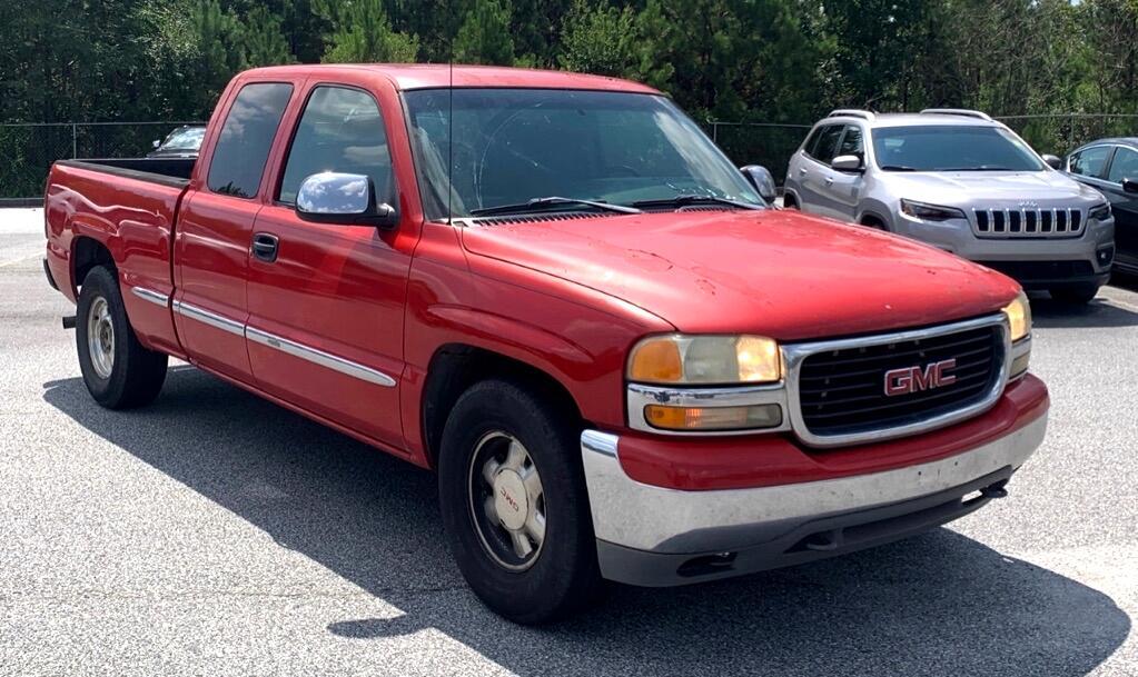 GMC Sierra 1500 SL Ext. Cab 4-Door Long Bed 2WD 2000