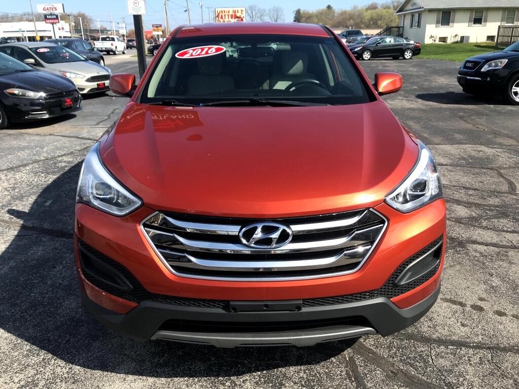 Hyundai Santa Fe Sport 2.4 AWD 2016
