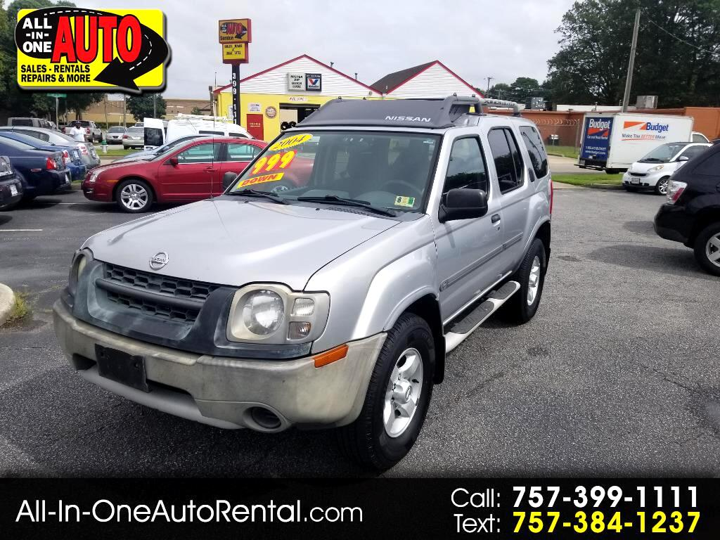 used 2004 nissan xterra xe 2wd for sale in norfolk va 23707 all in one auto used cars norfolk va