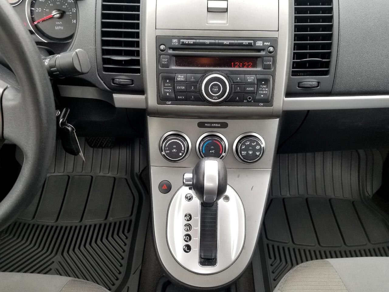 2011 Nissan Sentra 4dr Sdn I4 CVT 2.0 S