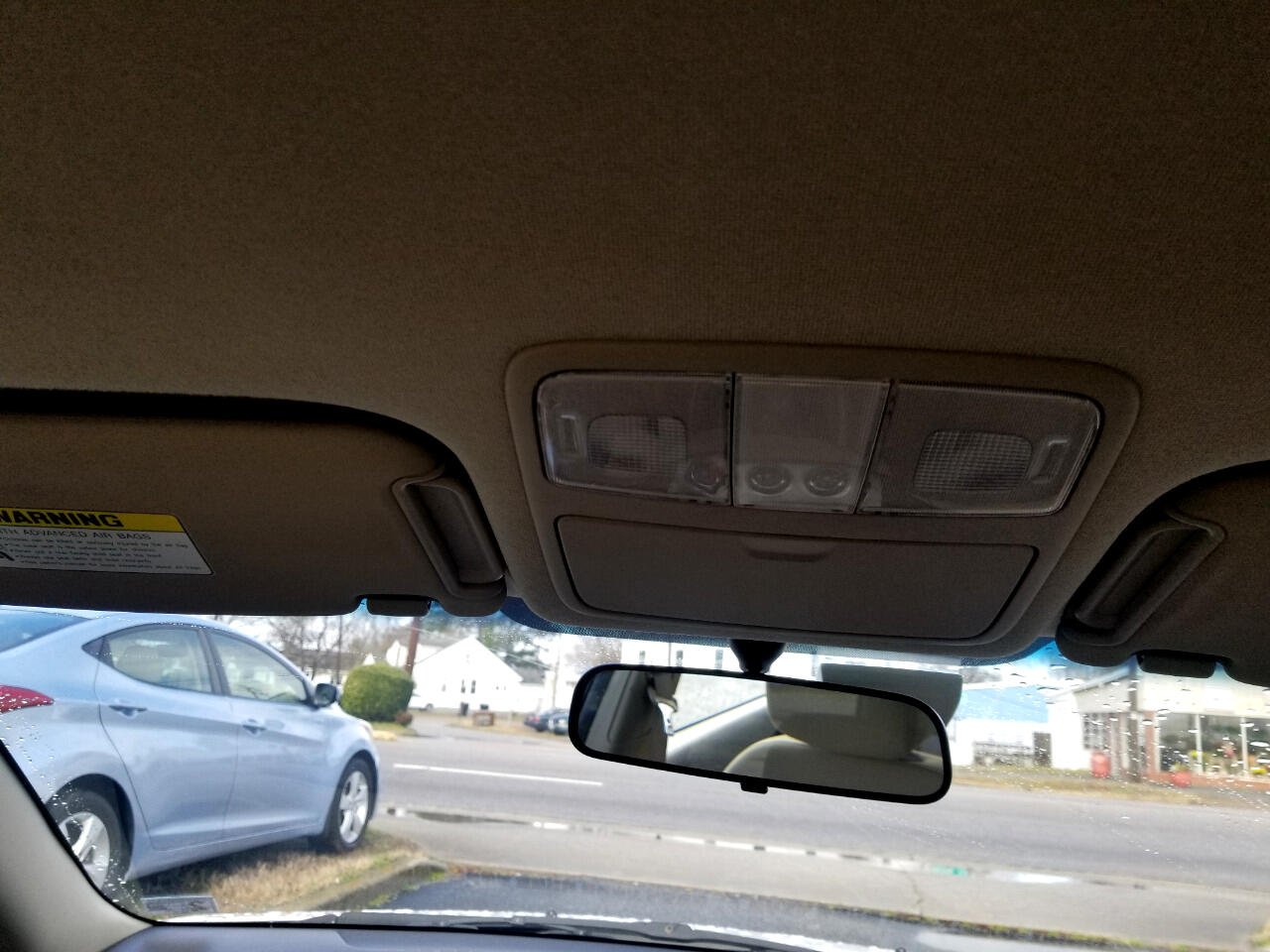 2010 Hyundai Elantra 4dr Sdn Auto GLS PZEV