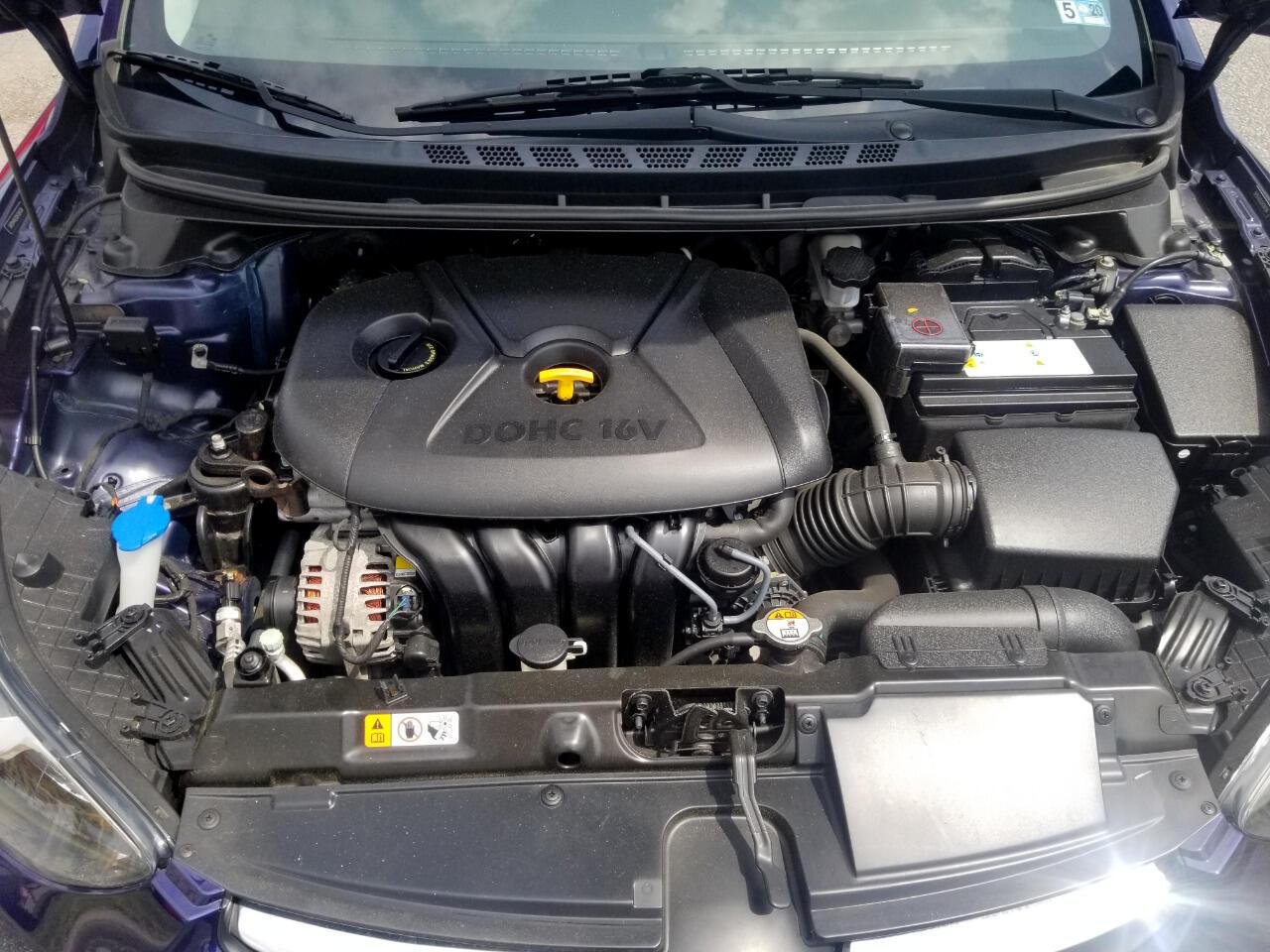 2013 Hyundai Elantra 4dr Sdn Auto GLS PZEV (Alabama Plant)