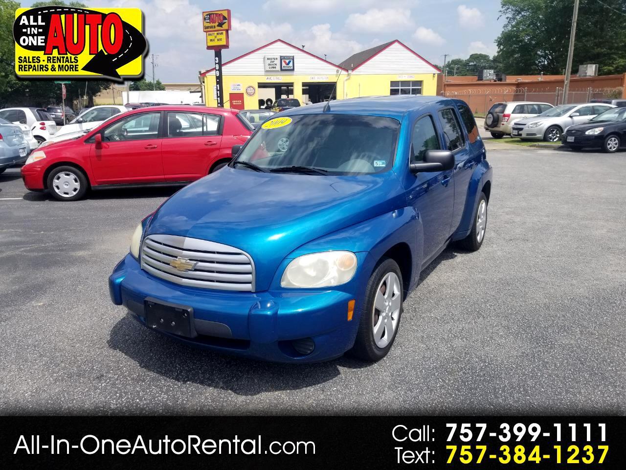 Chevrolet HHR FWD 4dr LS 2009