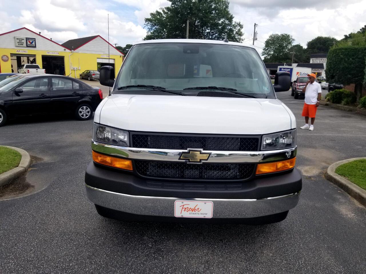 2019 Chevrolet Express Passenger RWD 3500 155