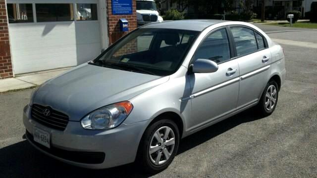 2009 Hyundai Accent Man GLS
