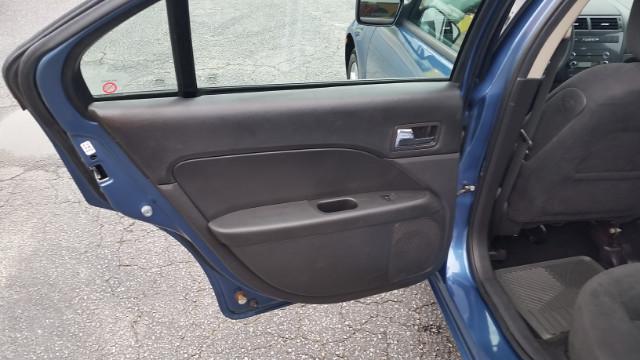 2009 Ford Fusion I4 SE