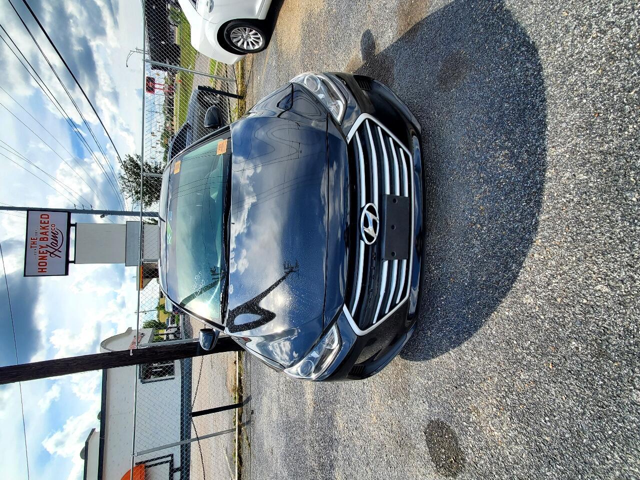 Hyundai Elantra SEL 2018