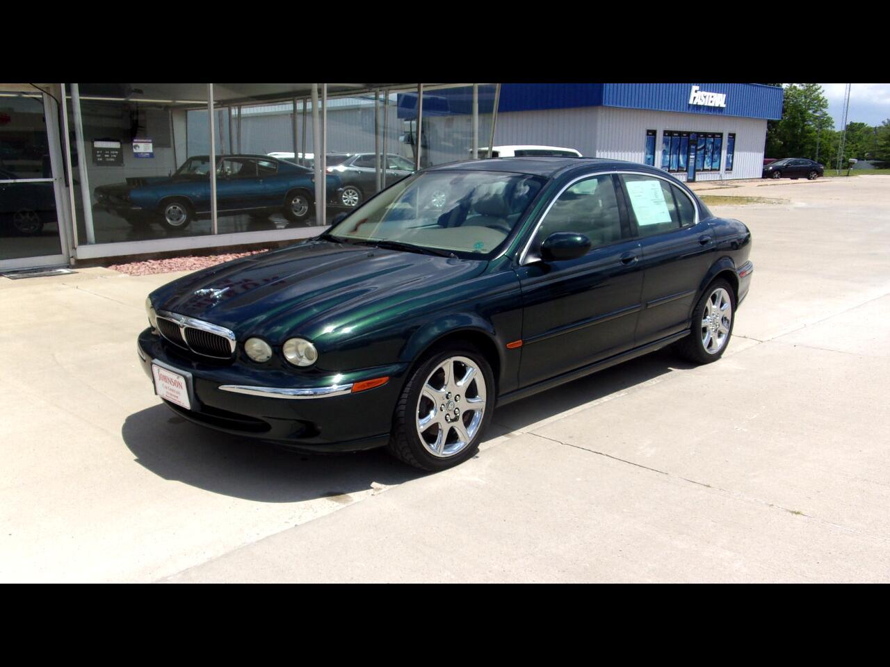 Jaguar X-Type 3.0 2002