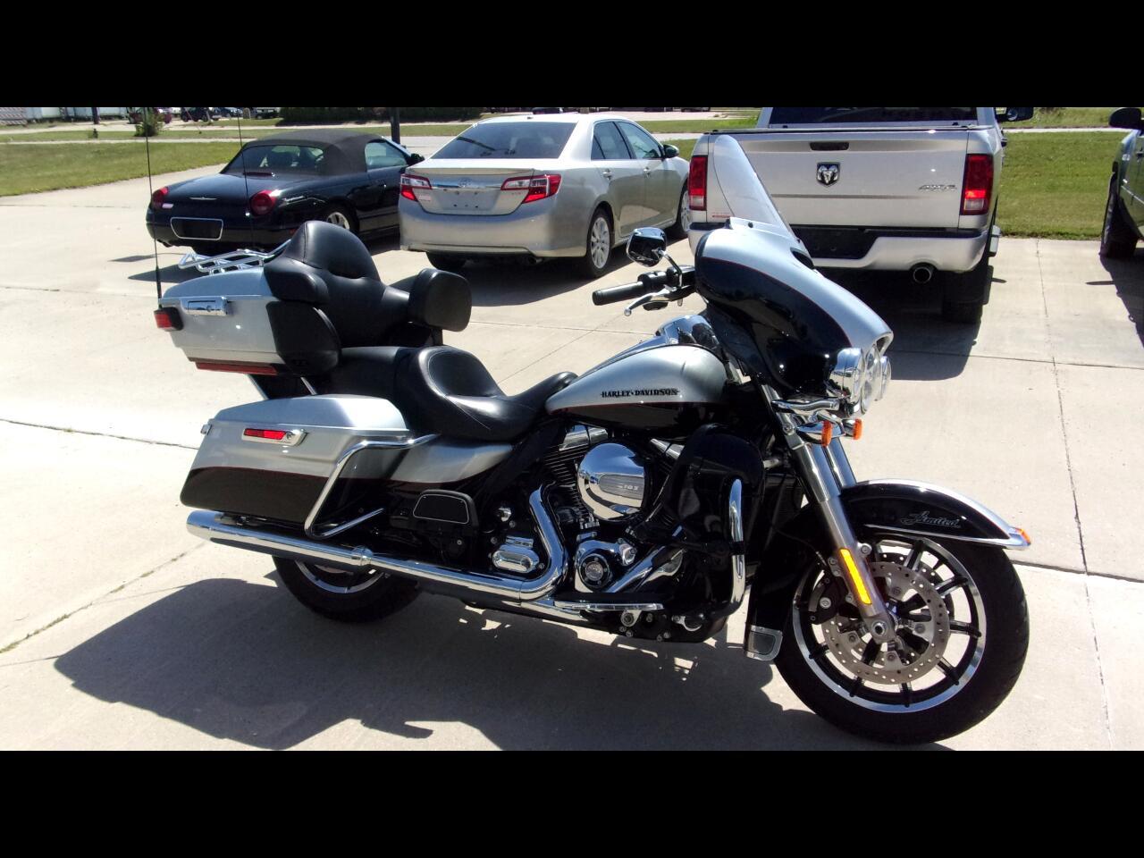 Harley-Davidson FLHTK  2015