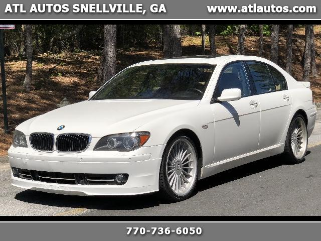 2008 BMW 7-Series Alpina B7