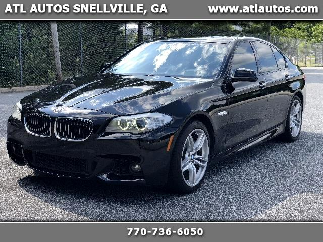 2012 BMW 5-Series 535is