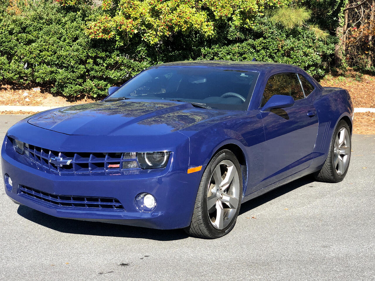 2012 Chevrolet Camaro Coupe 1LT