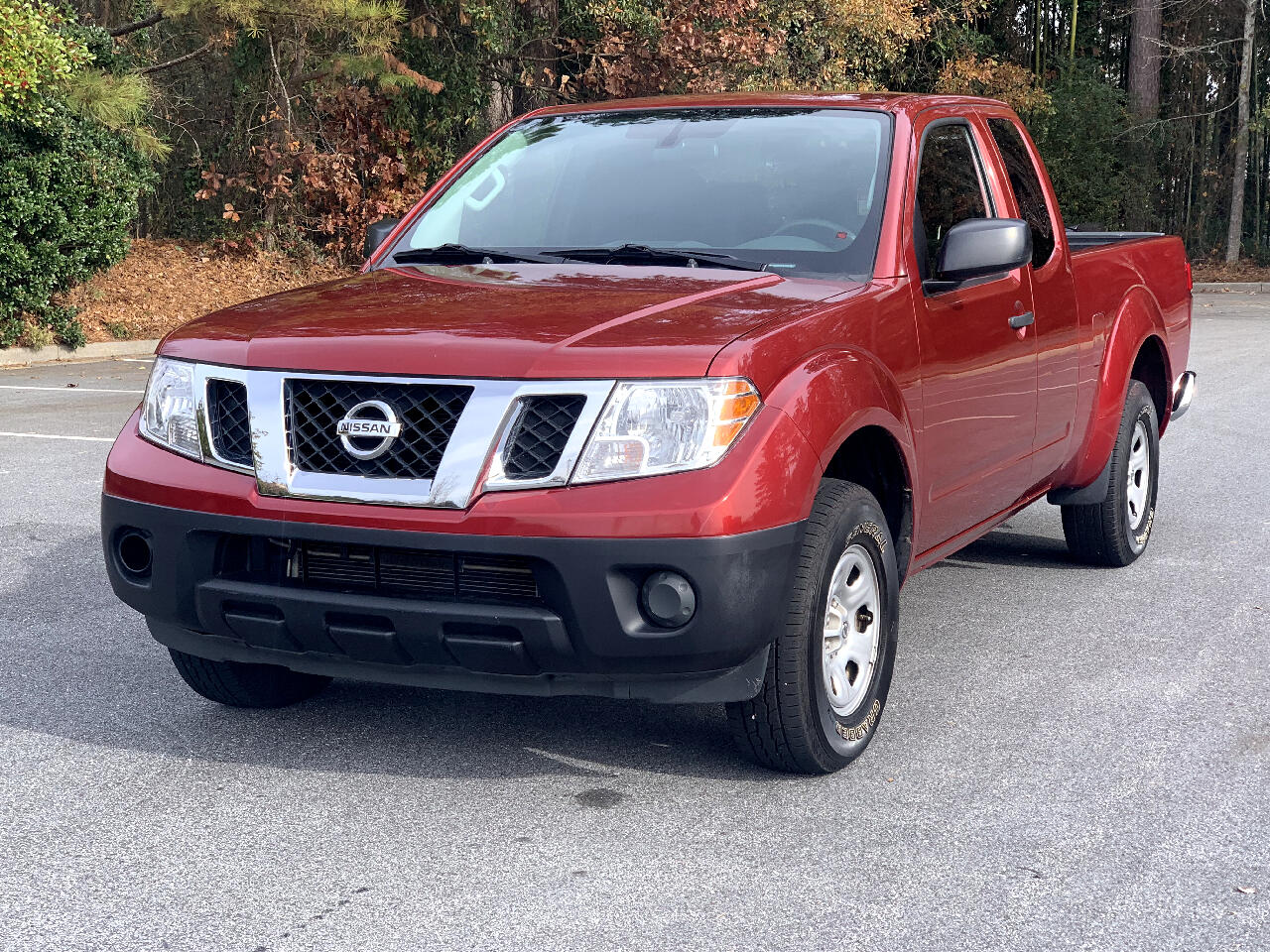 2016 Nissan Frontier SV King Cab I4 5MT 2WD
