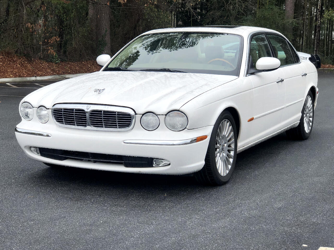 2005 Jaguar XJ-Series XJ8L