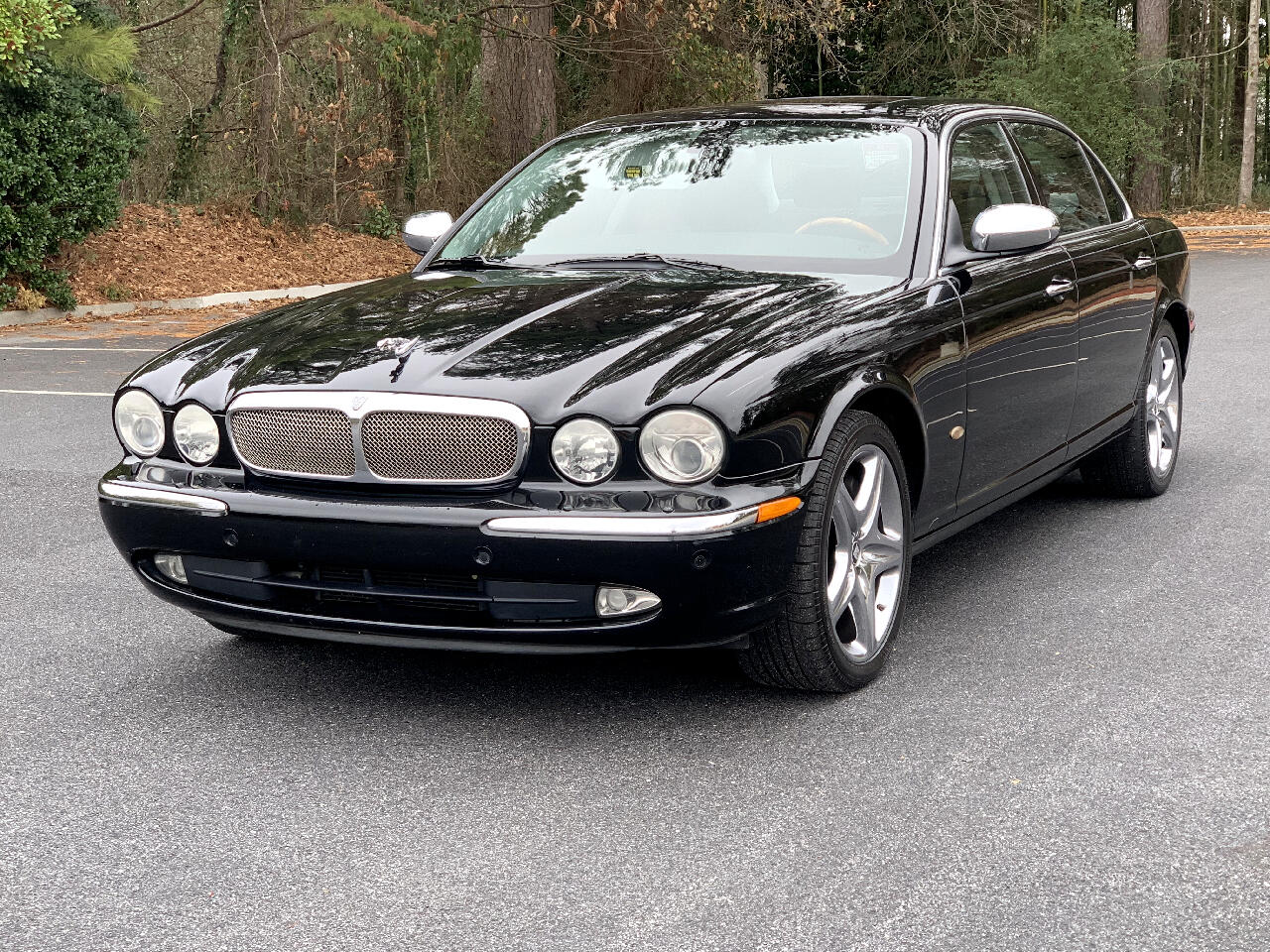 2006 Jaguar XJ-Series Super V8