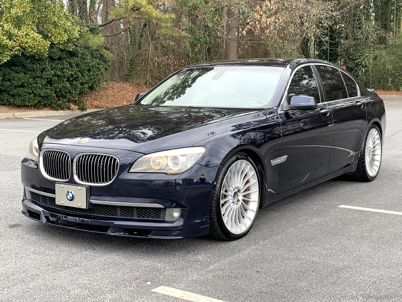 2010 BMW 7-Series 750i xDrive