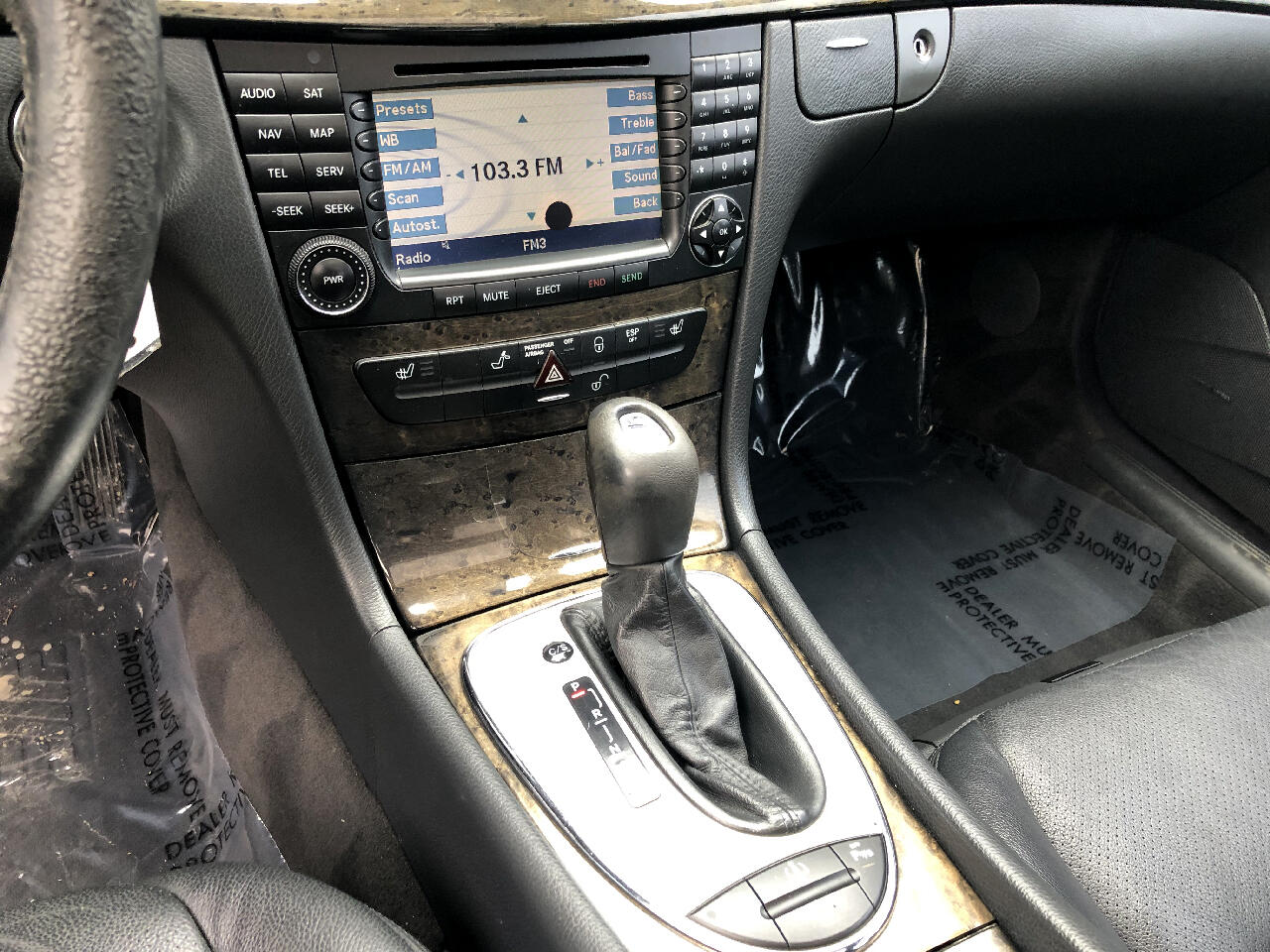2003 Mercedes-Benz E-Class E500