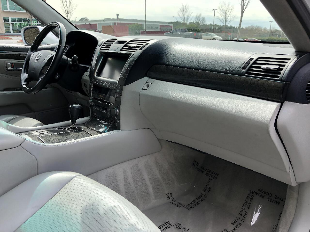 2007 Lexus LS 460 L Luxury Sedan